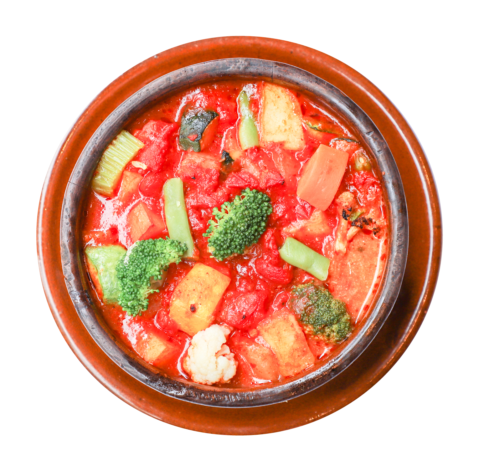 Aziza Vegetable Tagine