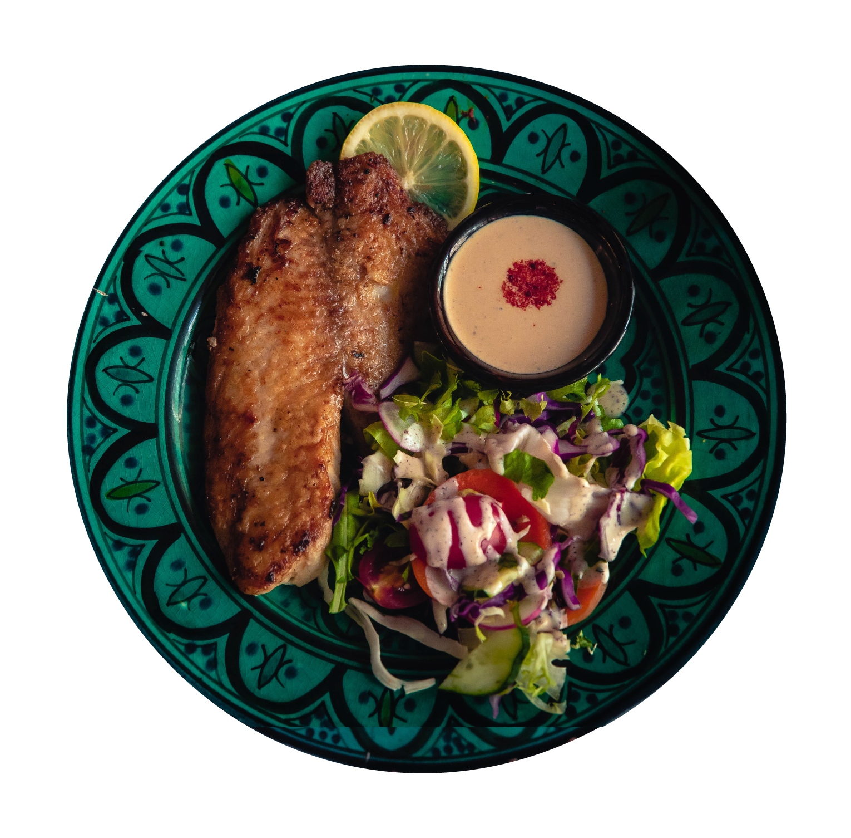 Oriental Tilapia Fish