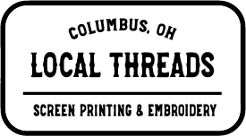 Local Threads Custom Screen Printing Columbus Ohio