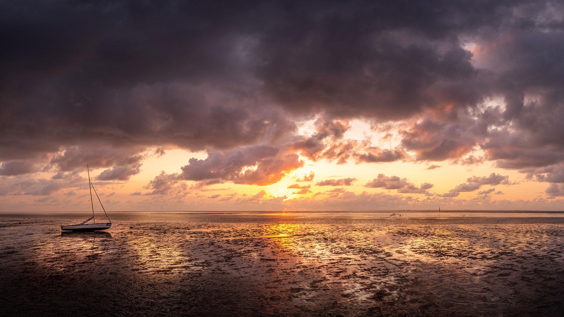 Lightyear One journeys to the UNESCO World Heritage Wadden Sea