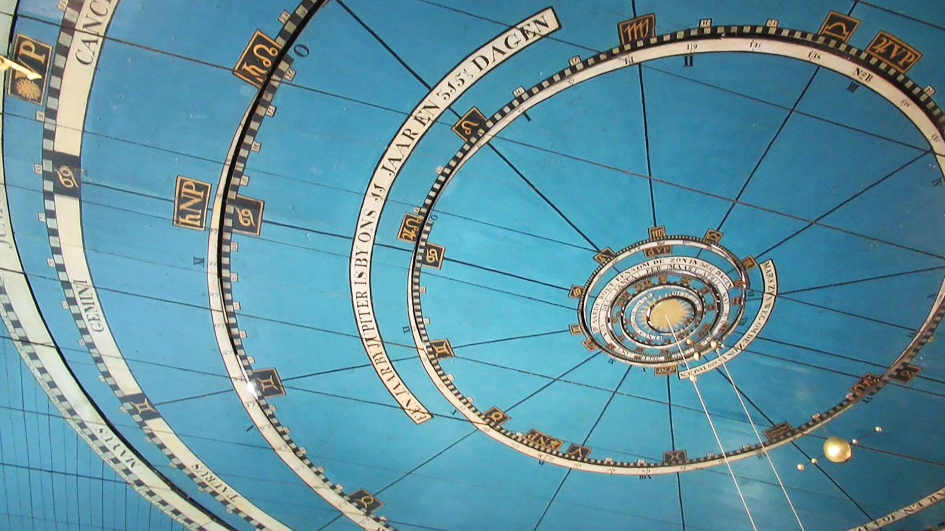 Lightyear One journeys to the oldest working planetarium in the Netherlands