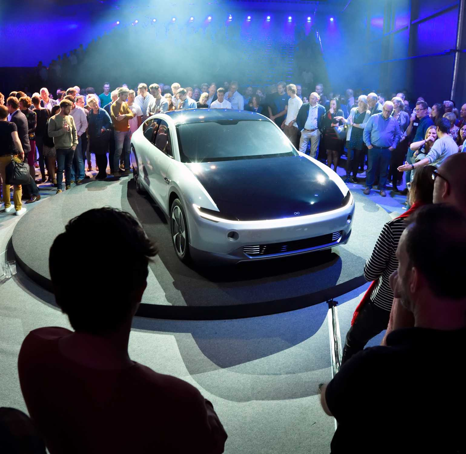 Design Unveiling of Lightyear One