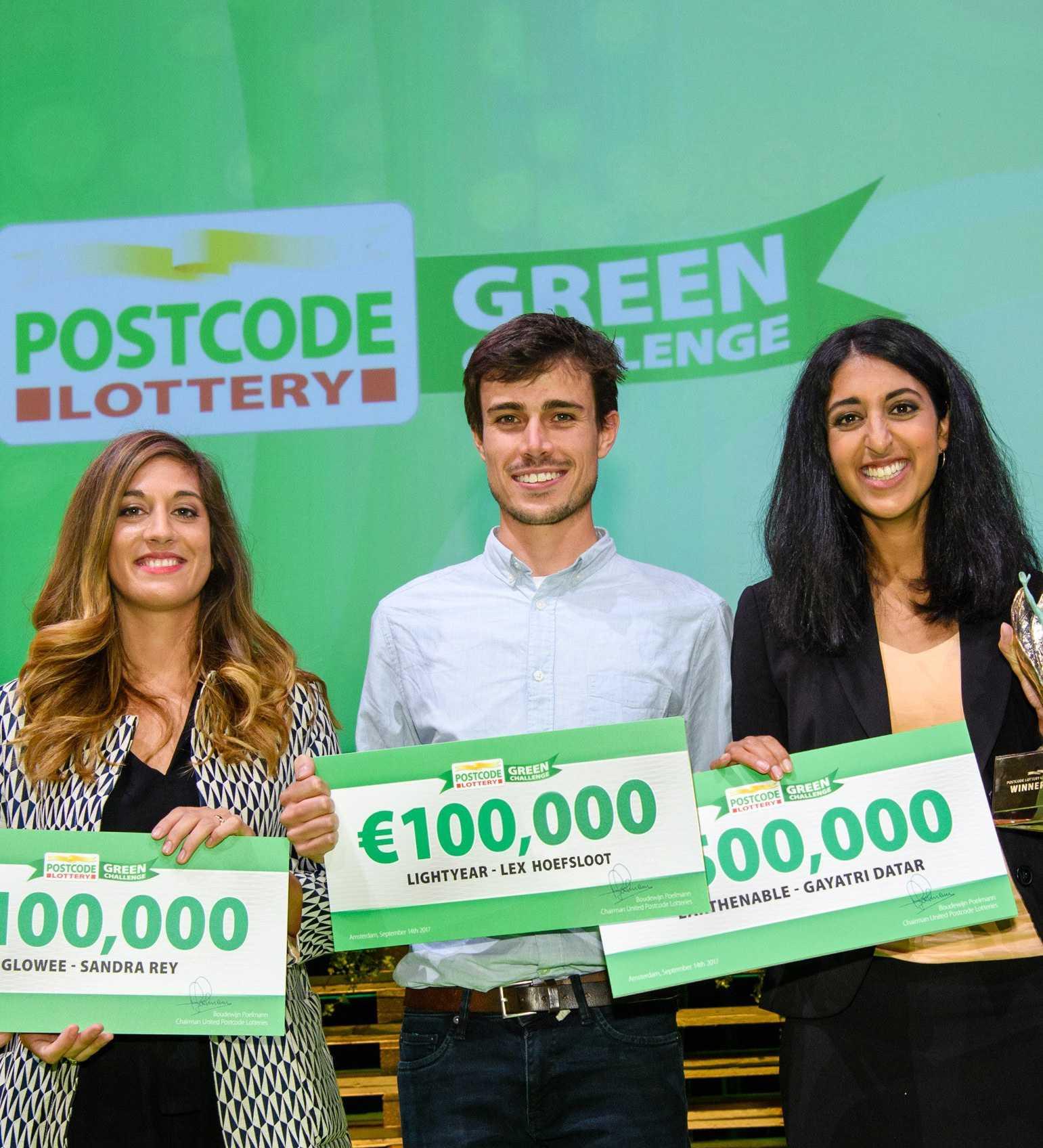Postcode Loterij Green Challenge Finalist