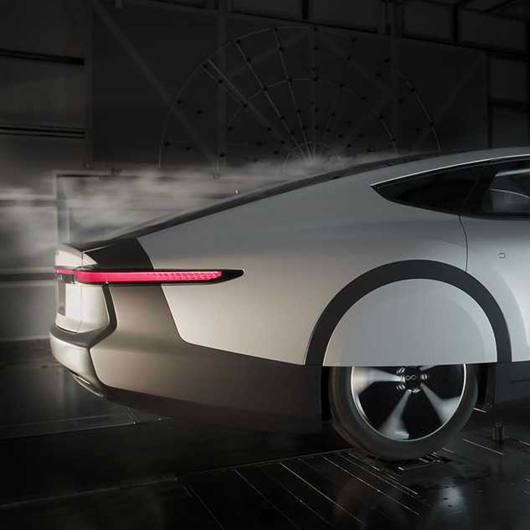 Lightyear One sets new record for most aerodynamic production car