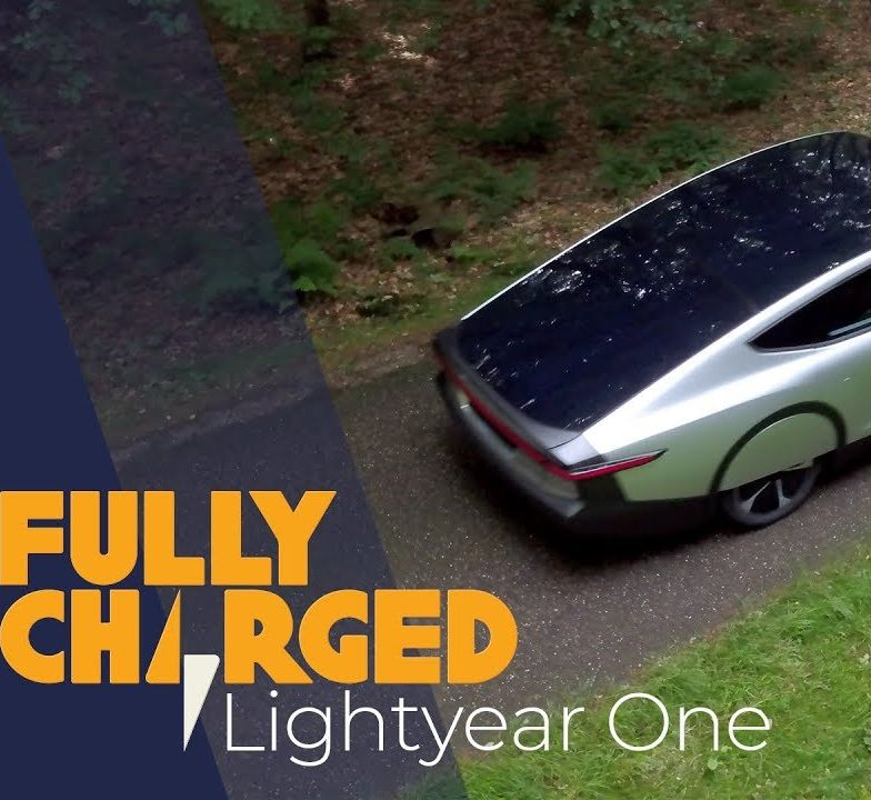 Fully Charged takes an exclusive first look at Lightyear One