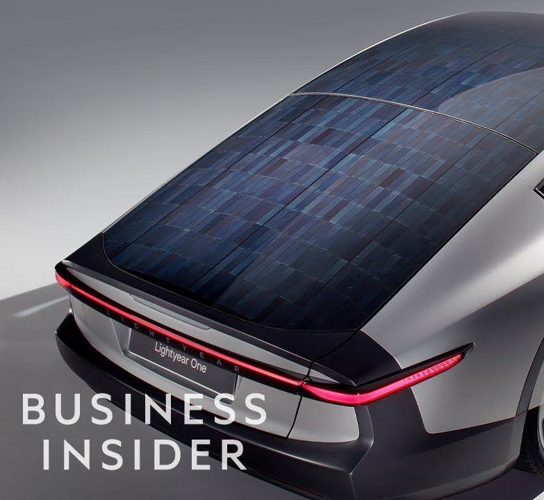 Business Insider interviews Lightyear CEO — Lex Hoefsloot