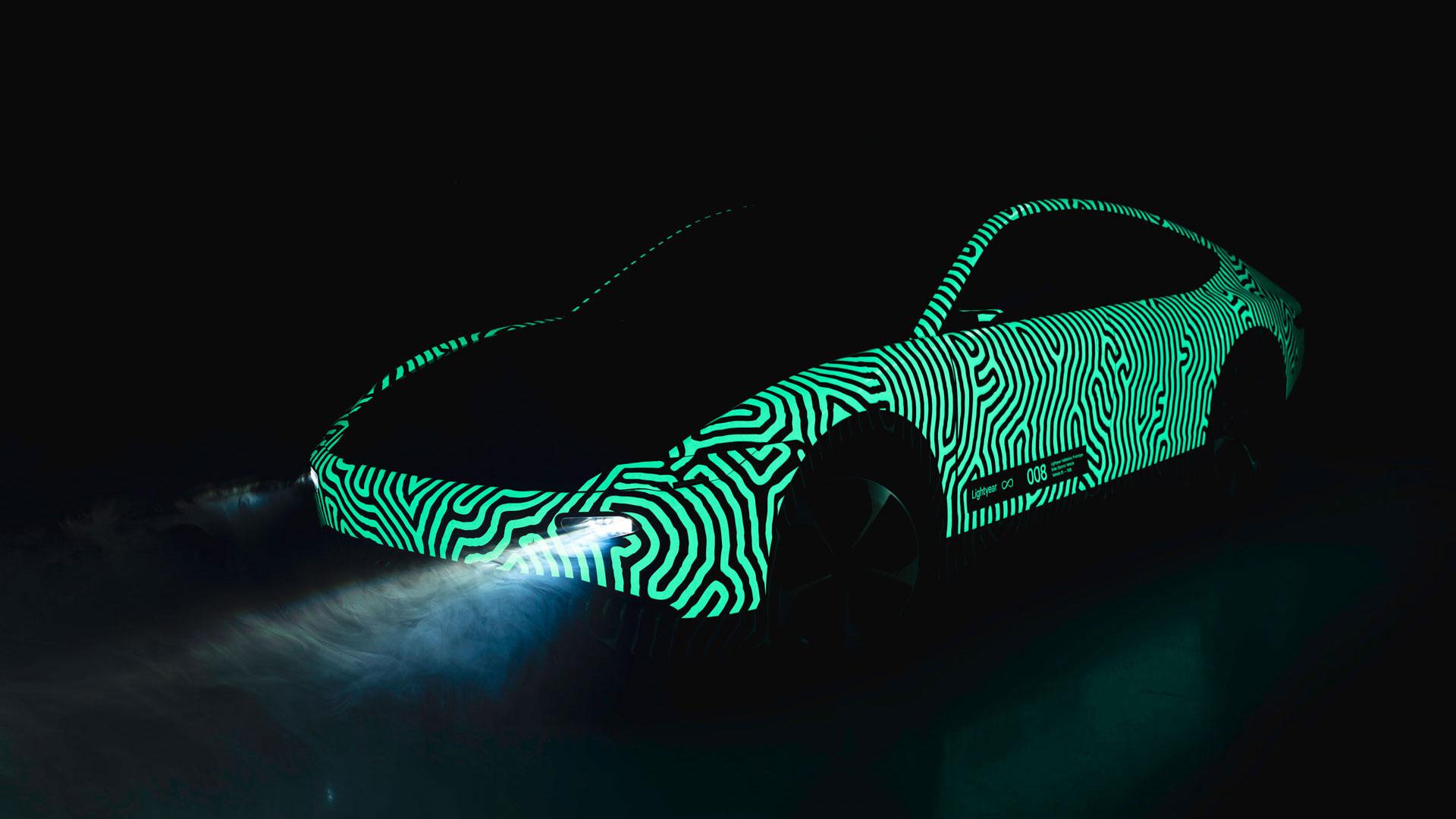 Lightyear's prototype glow-in-the-dark