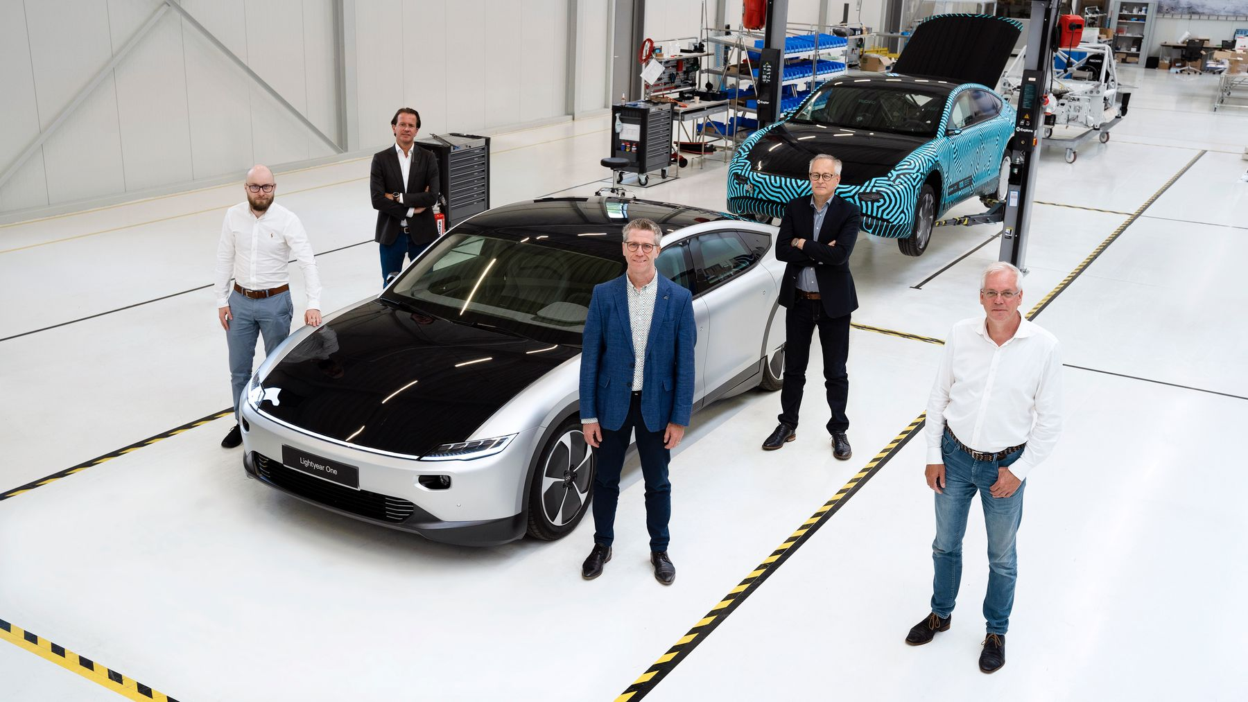 Production partner for Lightyear One selected: Valmet Automotive