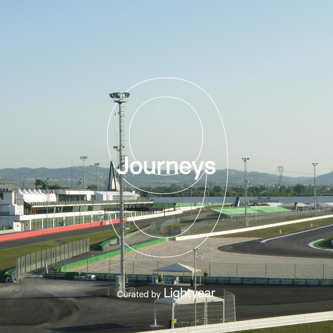 Italy — The road of automotive history