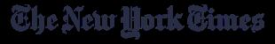NY Times transparent logo.