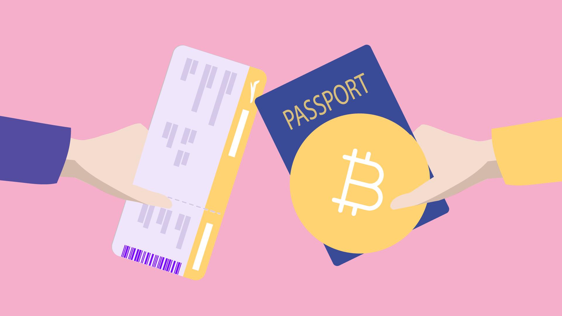 Como as criptomoedas podem facilitar viagens internacionais?
