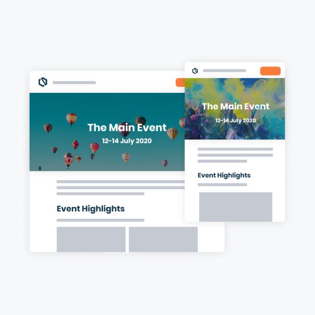 The StarRez Event Planner