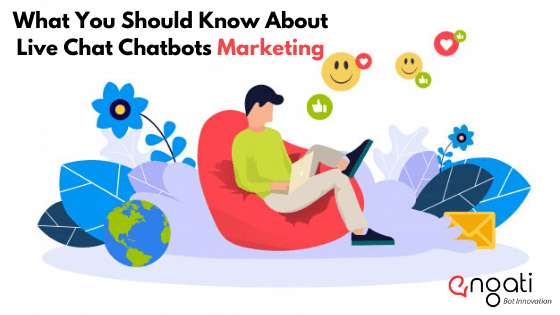 What you should know about live chat chatbots marketing