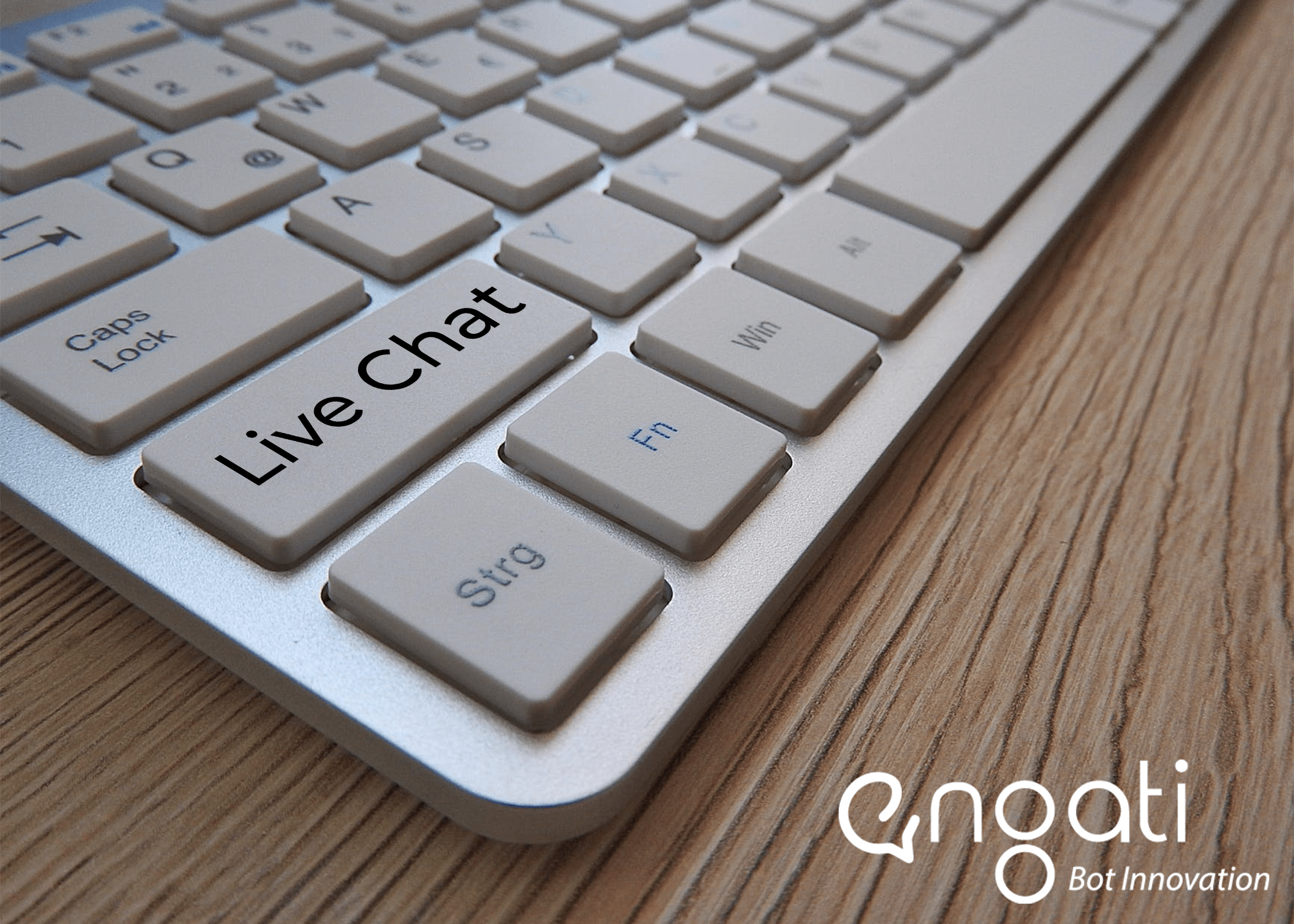 Engati Chatbot integrates live chat for better customer support