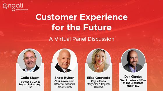 Customer experience for the future | The titans of CX