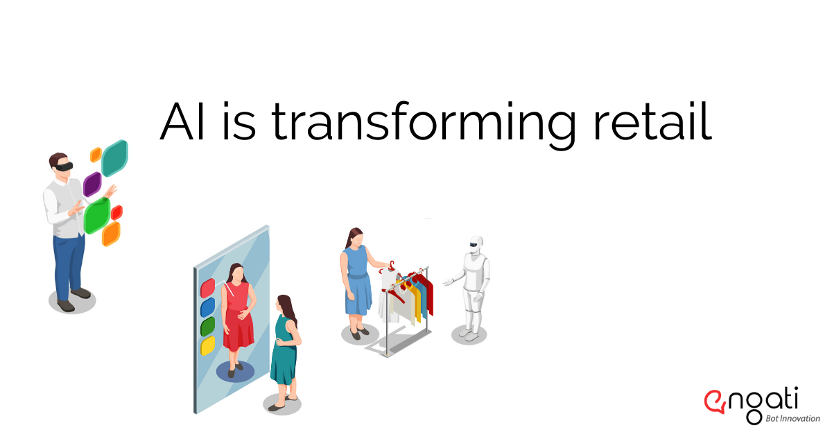 How AI is transforming the retail industry