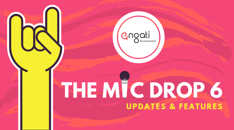 Mic Drop 6: Updates and features