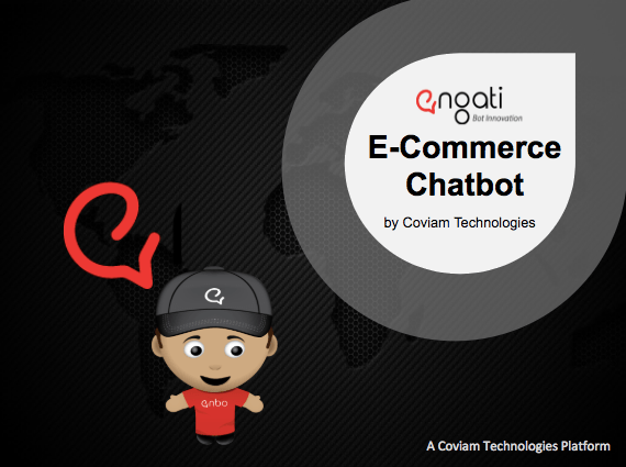 Ecommerce chatbot lifecycle with Engati
