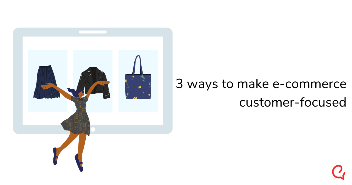 3 ways AI can make Ecommerce more customer-focused