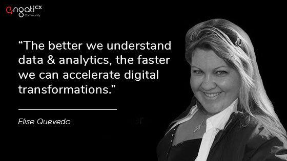 Elise Quevedo Digital Transformation Quotes