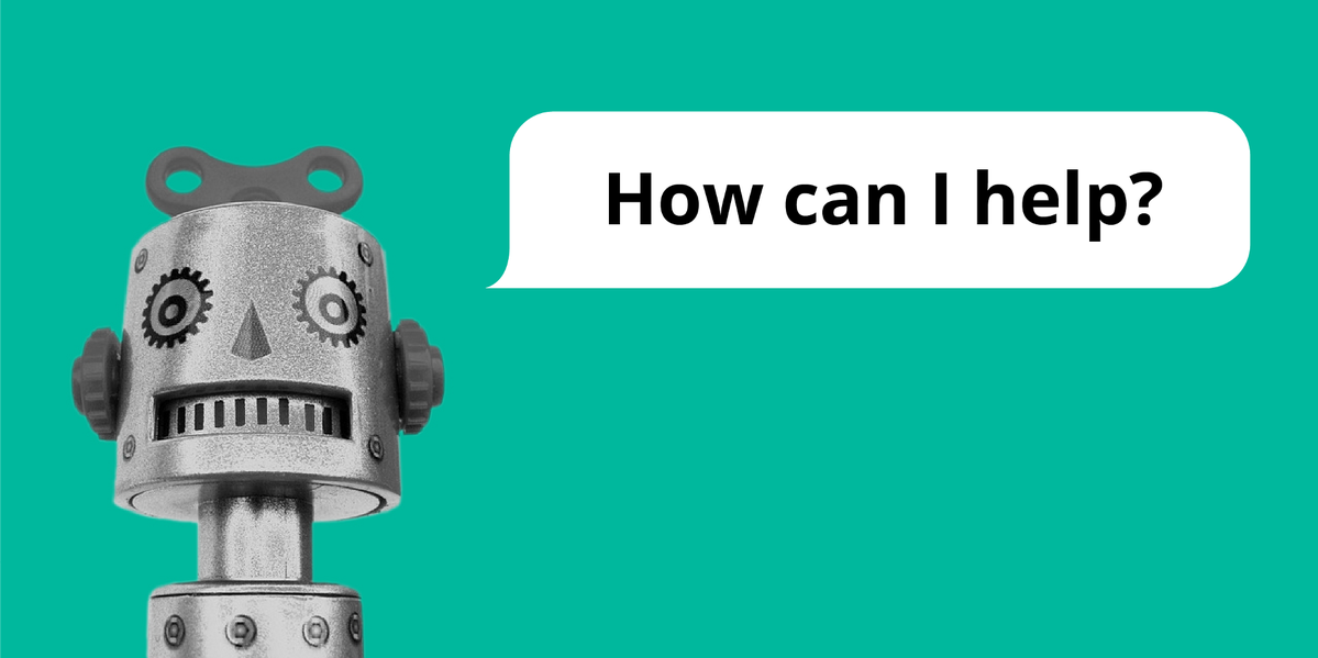 Chatbots support voice recognition feature