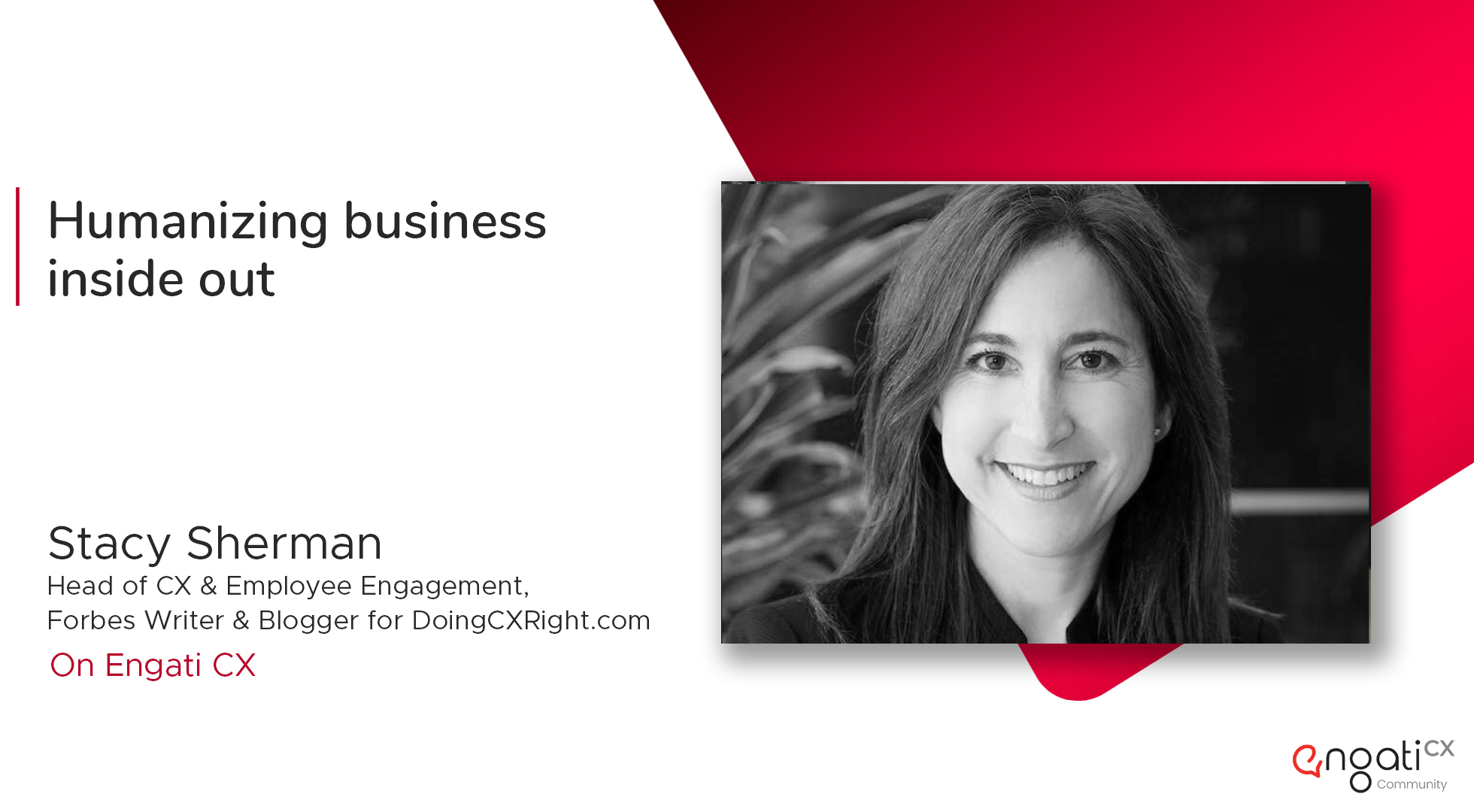 Humanizing business inside out | Stacy Sherman
