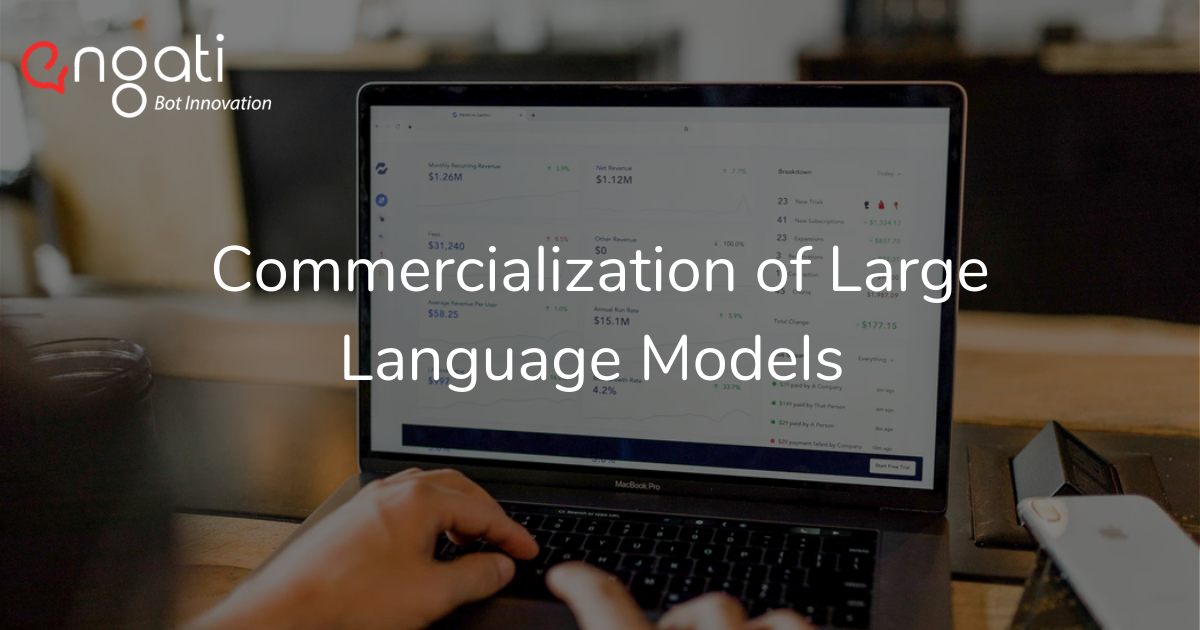 Commercialization of large language models | Engati