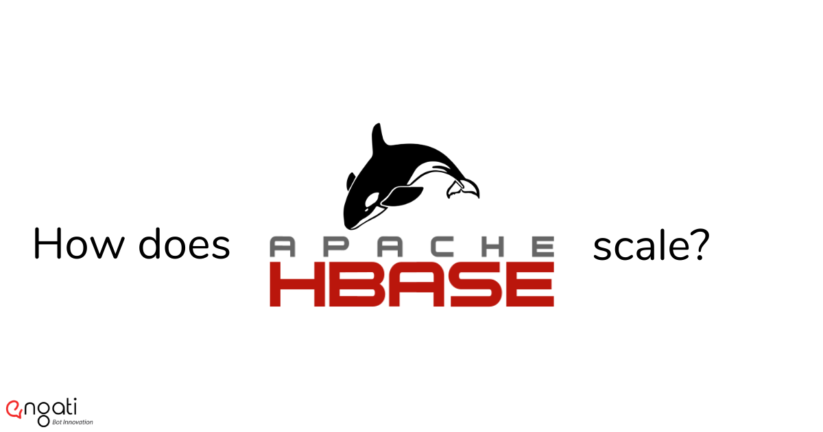 How does HBase scale?