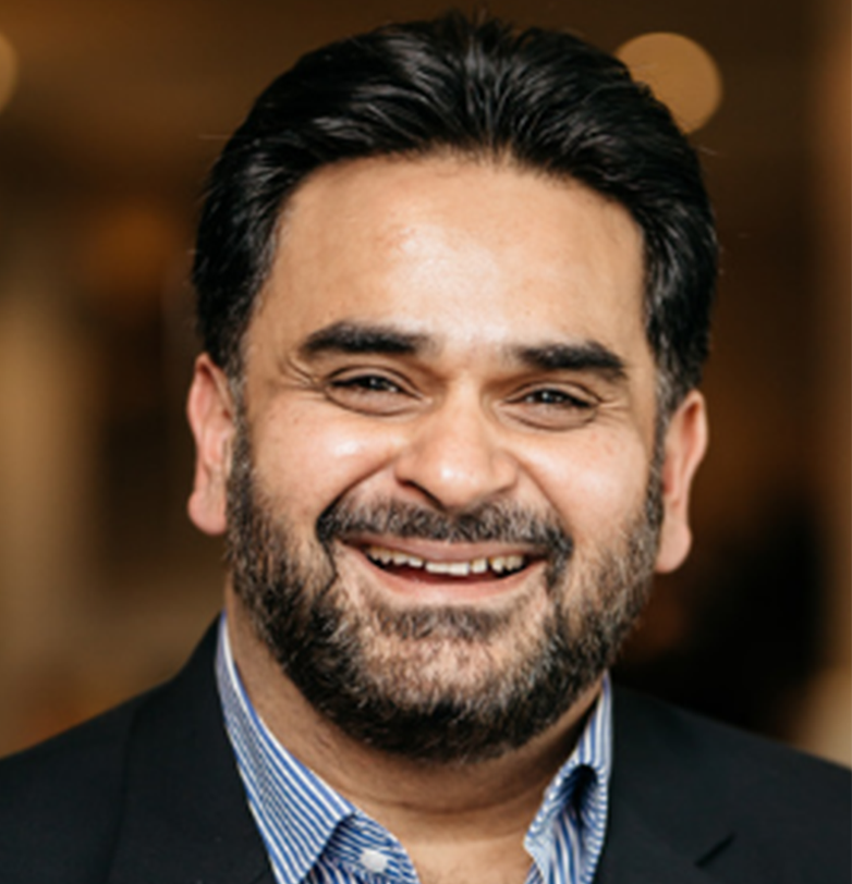 Javaid Iqbal CEO of TransformX digital transformation firm