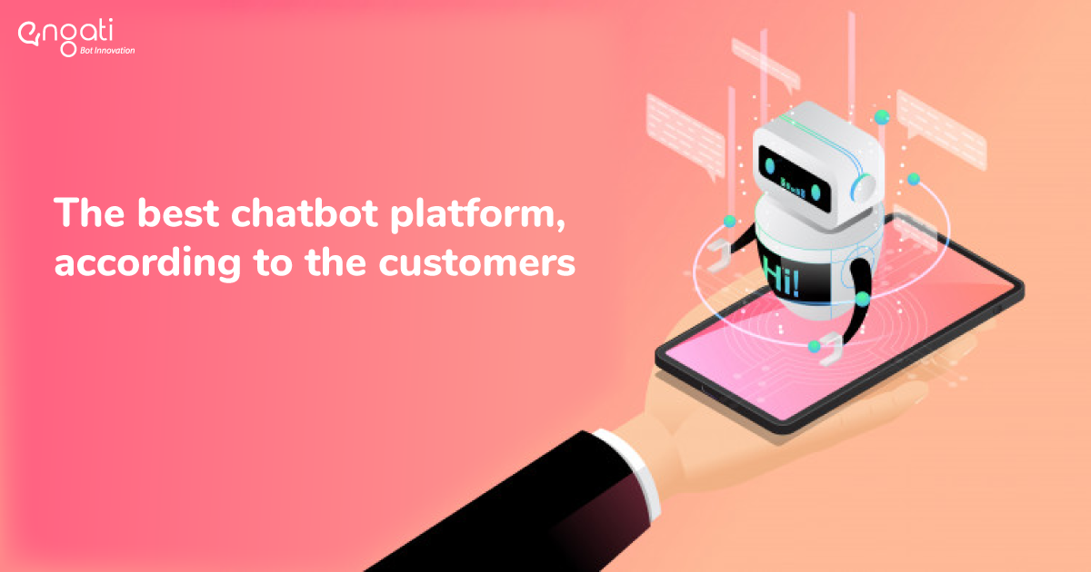 The best chatbot platform, according to customers