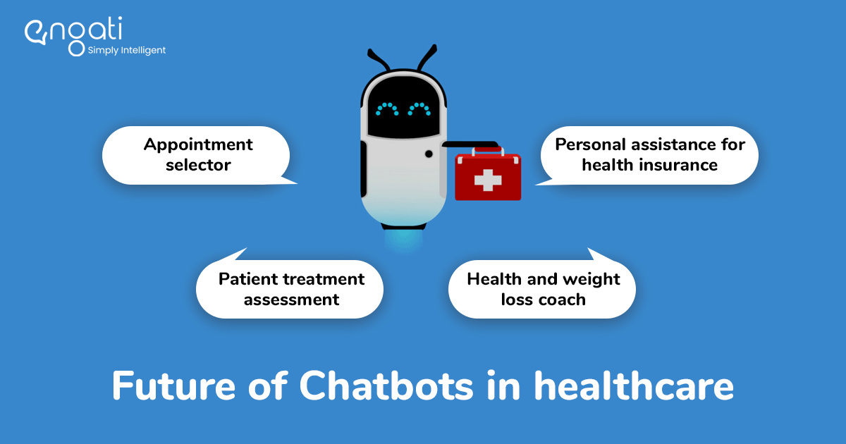 Revolutionizing healthcare with chatbots