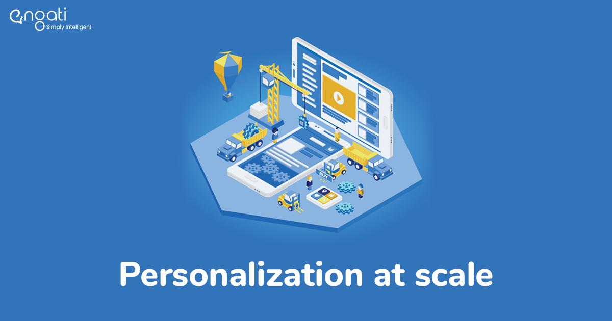 Personalization at scale