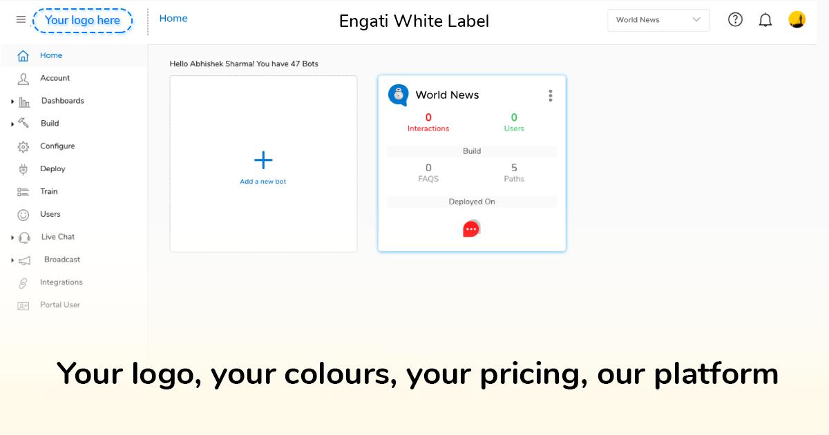 white label platform solution