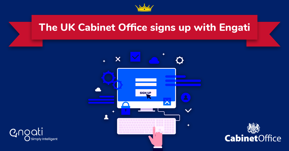 The UK Cabinet Office signs up with Engati