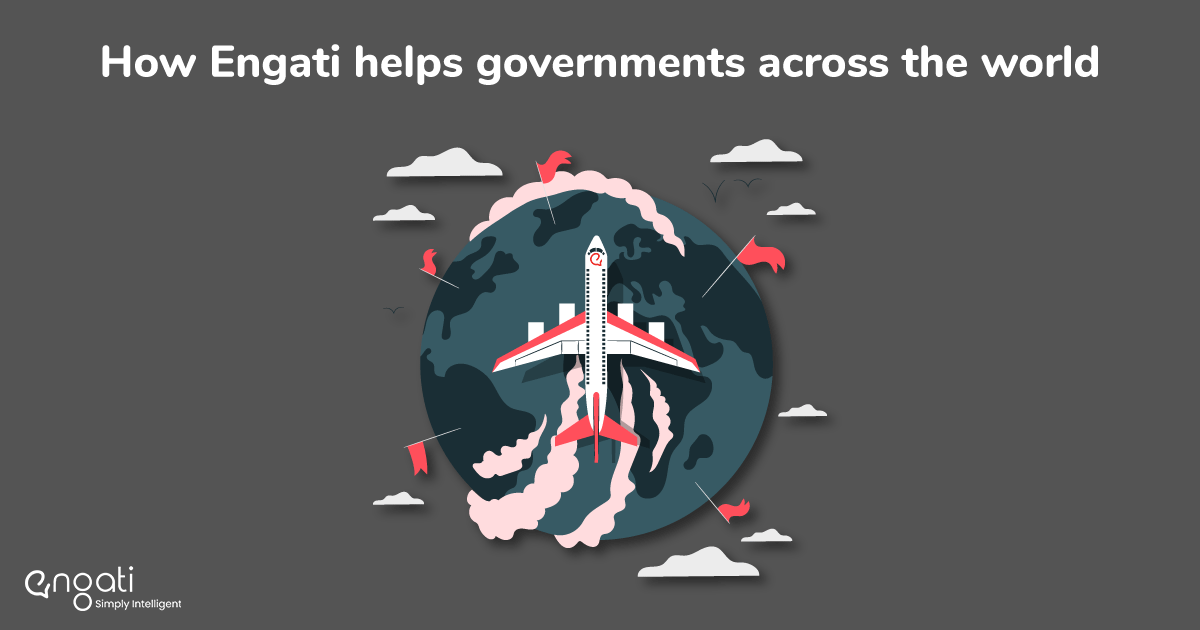 How Engati helps governments across the world