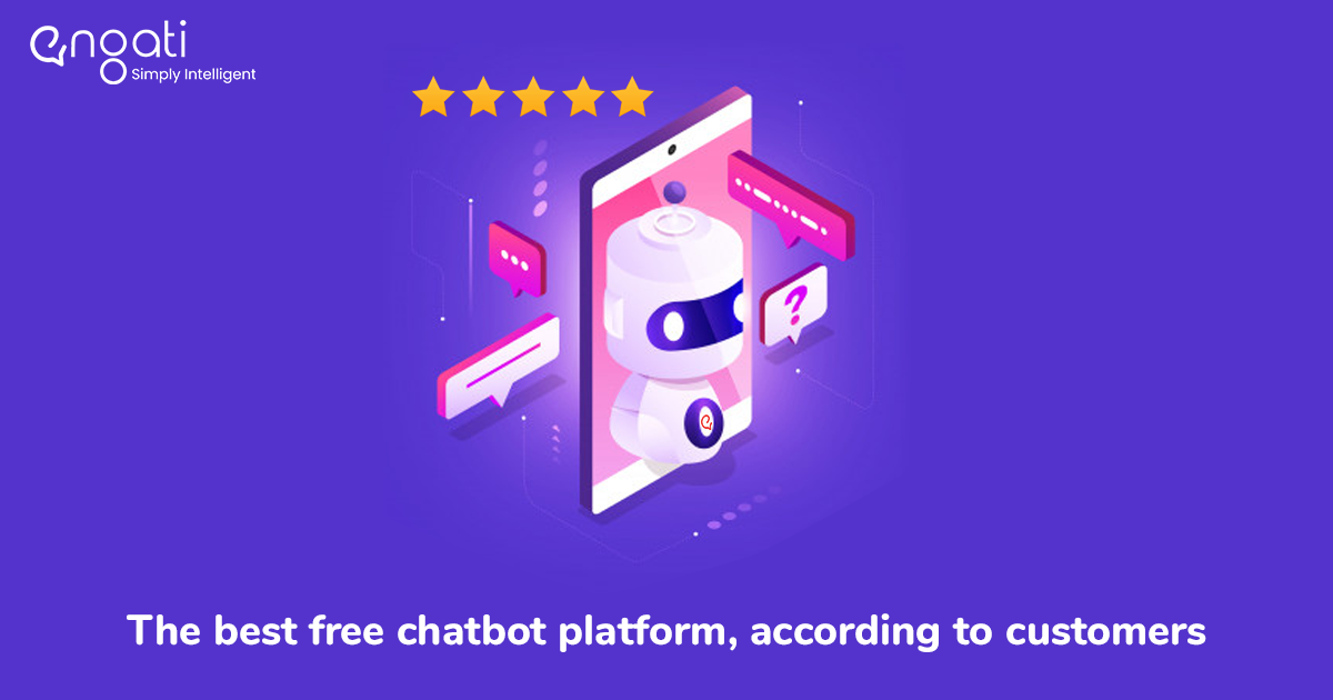 The best free chatbot platform, according to customers