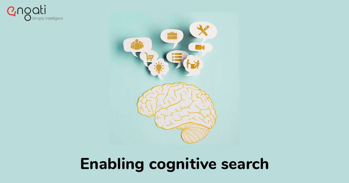 Enabling cognitive search