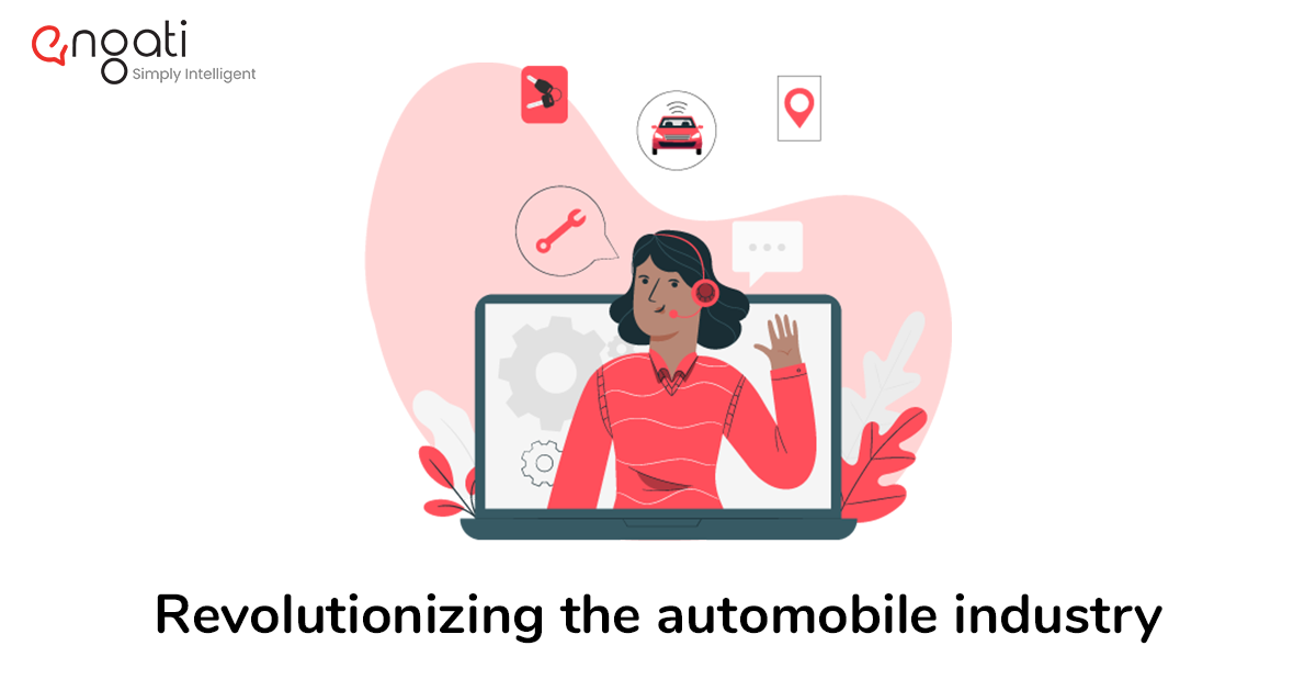 Revolutionizing the automobile industry | Hussein Dajani | Engati CX