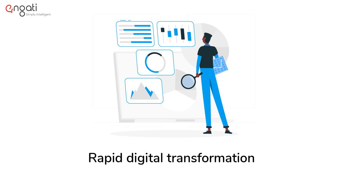 Rapid digital transformation | Luis Suarez | Engati CX