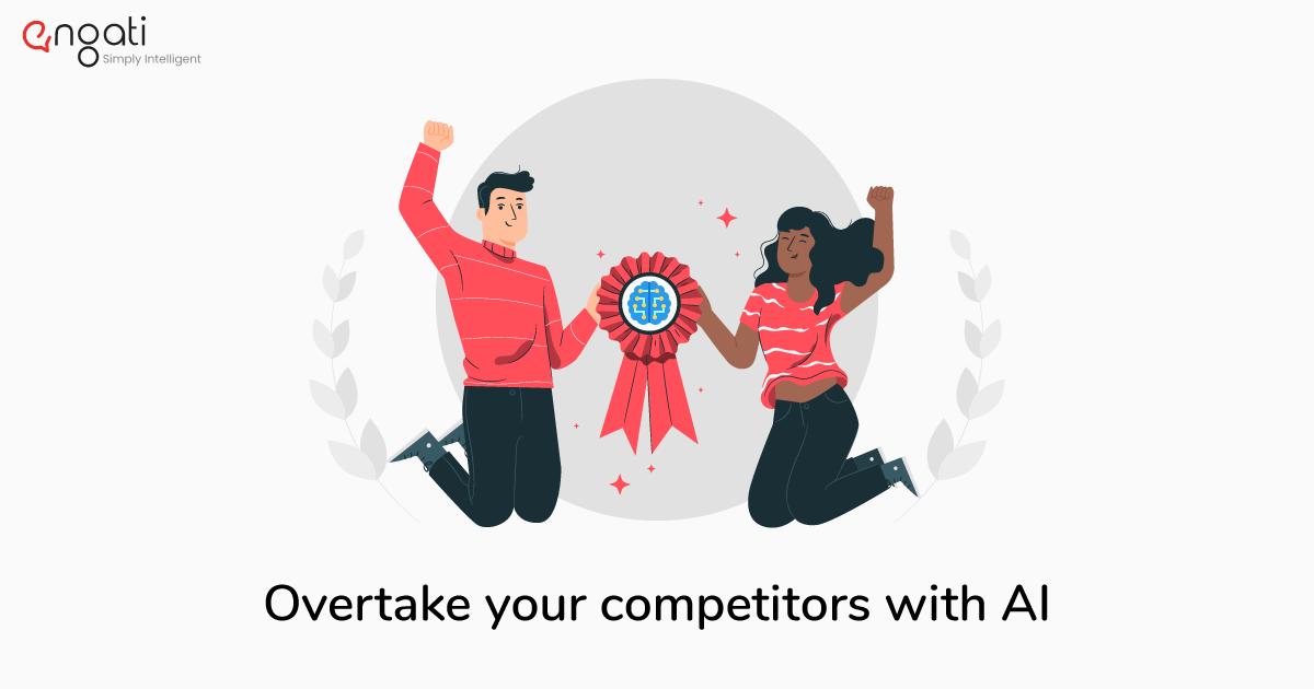 Overtake your competitors with AI | Jeff Kagan | Engati CX