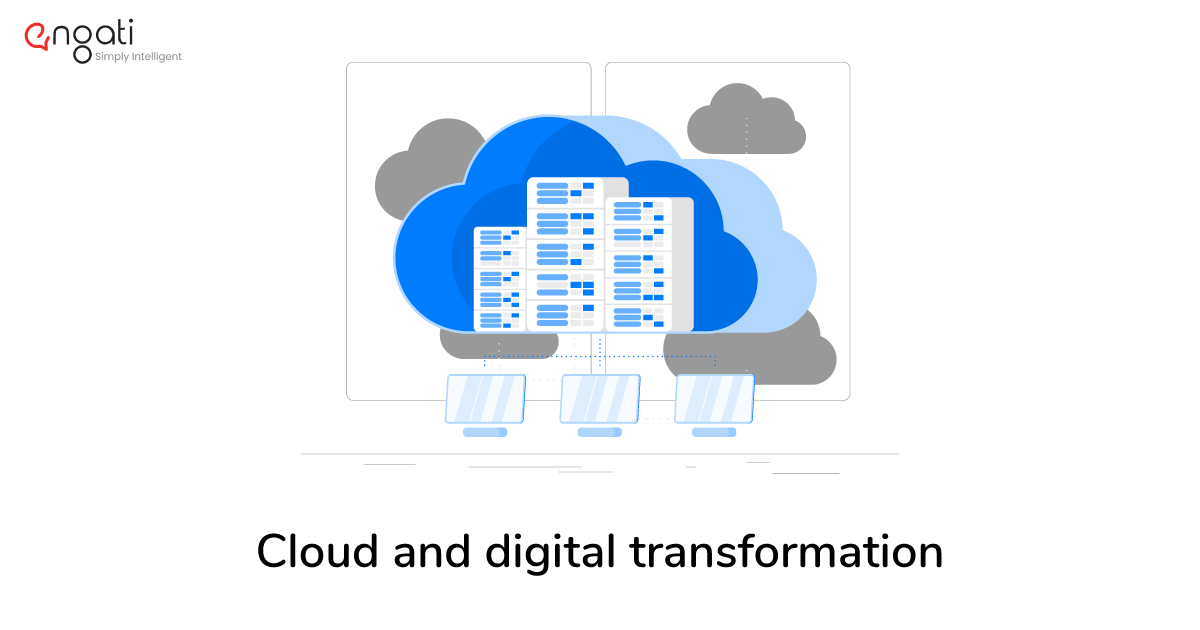 Cloud and digital transformation | Sarbjeet Johal | Engati CX