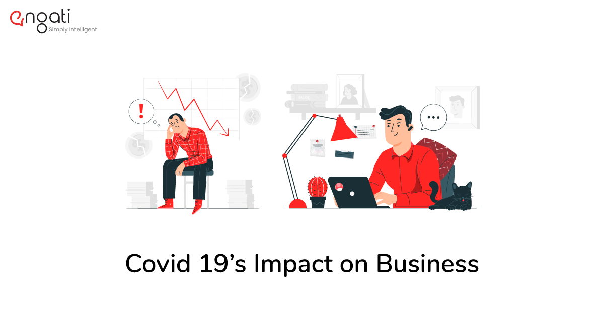 COVID-19's impact on business