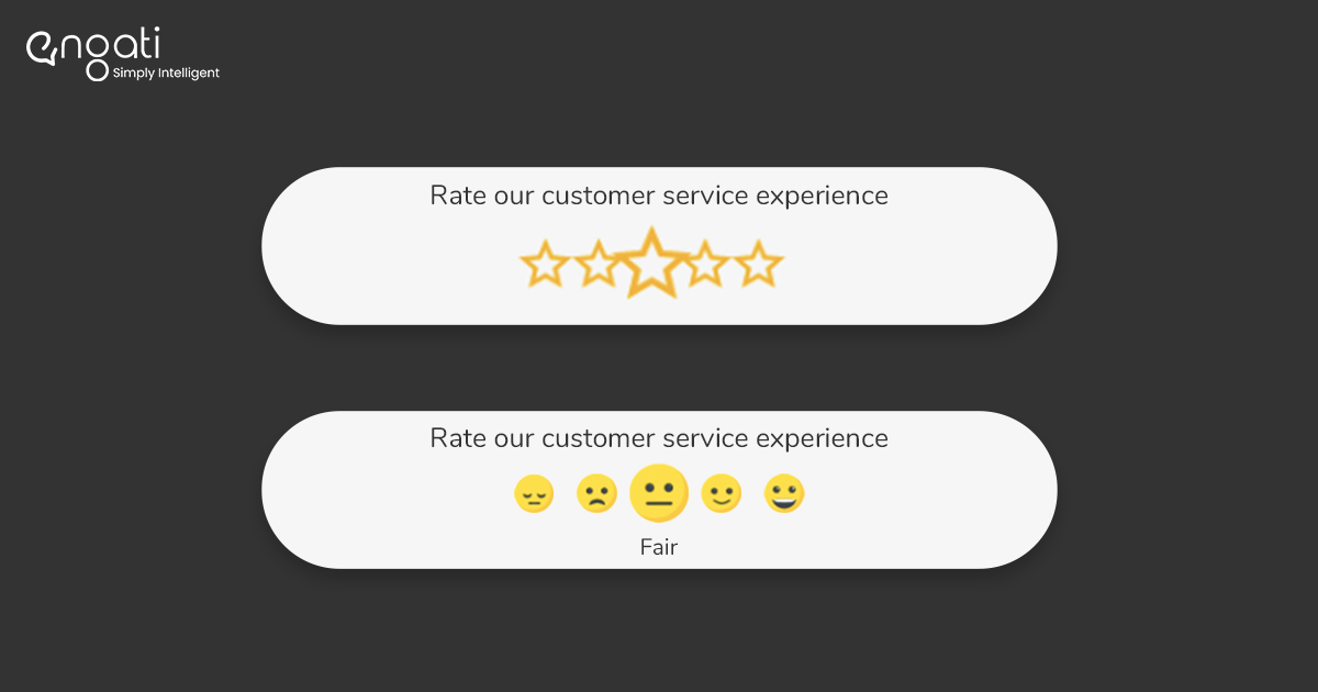 Customer Service Rating