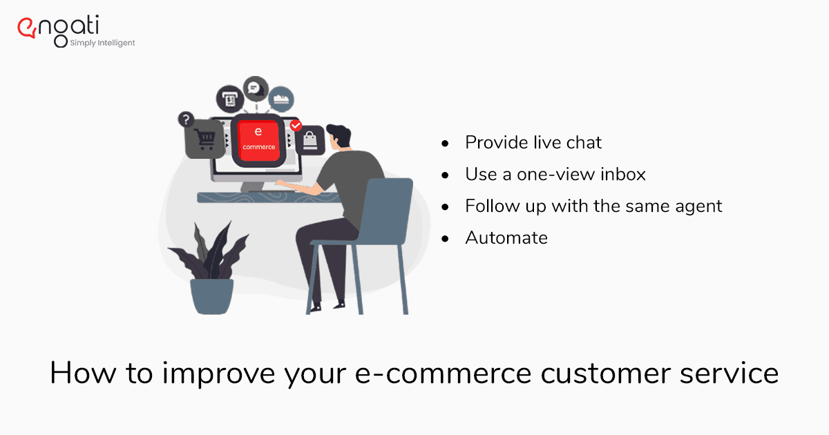 How to use customer service to make your e-commerce business stand out