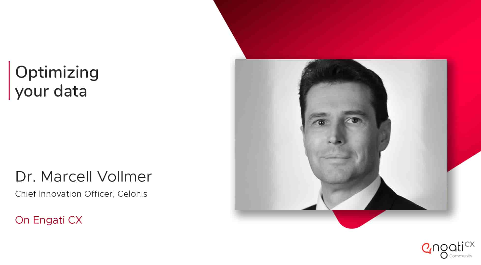 Enterprise performance acceleration | Dr. Marcell Vollmer