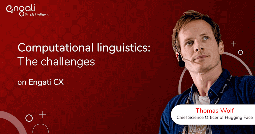 Overcoming the challenges of computational linguistics | Thomas Wolf