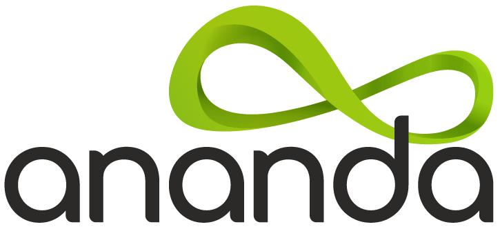 Case Study - Ananda logo