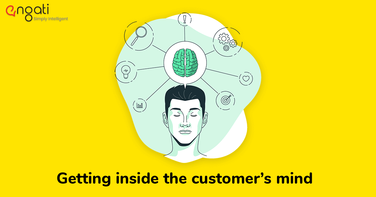 Getting inside the customer's mind