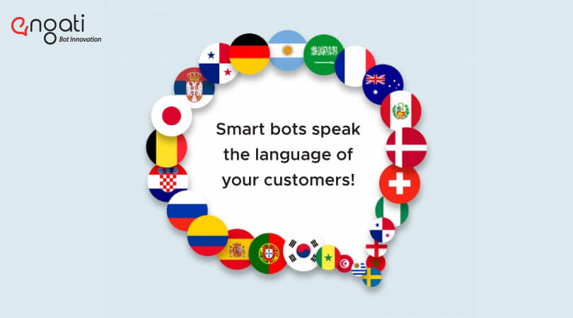 Speak the language of your customers with multilingual chatbots