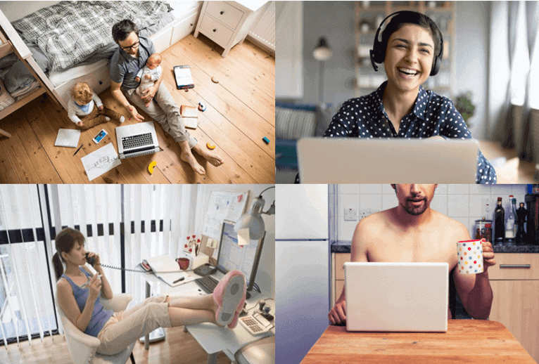 Tech barriers in remote working